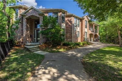 Dallas Single Family Home For Sale: 704 Kessler Lake Drive