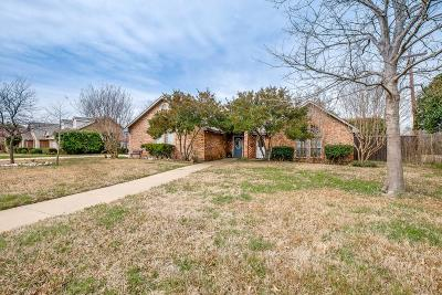 Rockwall Single Family Home For Sale: 7139 Harlan Drive