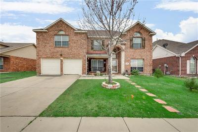 Forney Single Family Home For Sale: 2109 Thistle Lane