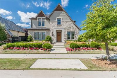 Coppell Single Family Home For Sale: 118 Blackburn Drive