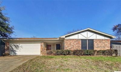 Burleson Single Family Home For Sale: 918 Willow Circle N