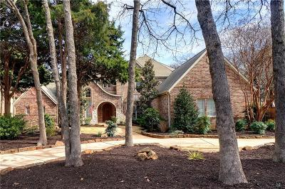 Southlake Single Family Home For Sale: 1801 Leeds Drive
