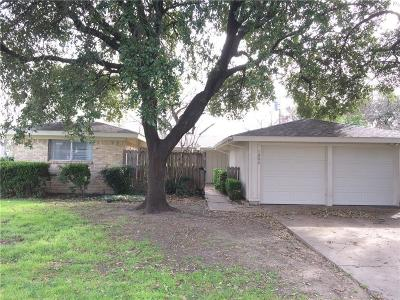 Carrollton Residential Lease For Lease: 1804 Glengarry Drive