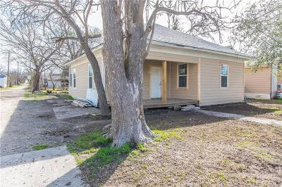 Farmersville Single Family Home For Sale: 426 N Washington Street
