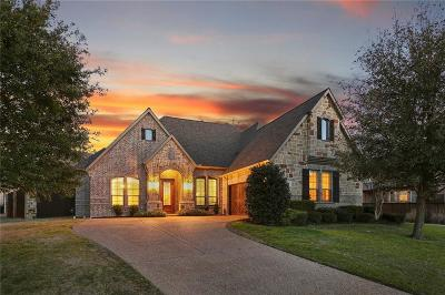 Allen Single Family Home Active Option Contract: 1523 Astoria Drive