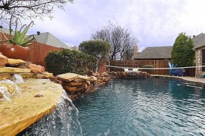 North Richland Hills Single Family Home For Sale: 8316 Johns Way