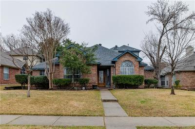 Carrollton Single Family Home For Sale: 4204 Harvest Hill Court