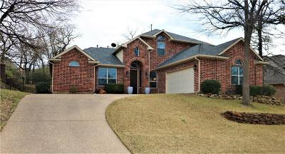 Corinth TX Single Family Home For Sale: $359,000