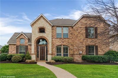Allen Single Family Home Active Option Contract: 1130 Waterford Way