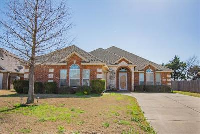 Wylie Single Family Home For Sale: 1210 Arthurs Court