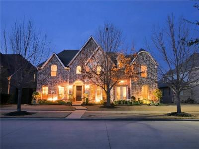 Frisco Single Family Home For Sale: 2642 Clearfield Lane