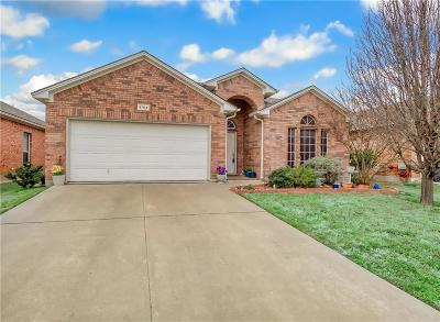 Fort Worth Single Family Home For Sale: 3704 Brandywine Lane