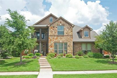 Prosper Single Family Home For Sale: 721 Buffalo Springs Drive