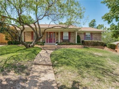 Irving Single Family Home For Sale: 2341 Hill N Dale Drive