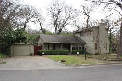 Dallas Single Family Home For Sale: 120 Cliffdale Avenue