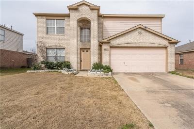 Little Elm Single Family Home For Sale: 2217 Tisbury Way