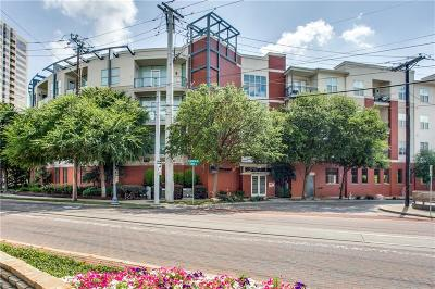 Dallas Condo For Sale: 2950 McKinney Avenue #424