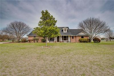 Waxahachie Single Family Home For Sale: 515 Becky Lane