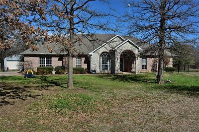 Springtown Single Family Home For Sale: 120 Plantation Oaks Court