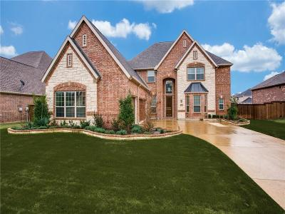 Flower Mound Single Family Home For Sale: 10909 Smoky Oak Trail