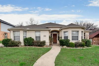Denton Single Family Home For Sale: 3801 Monte Carlo Lane