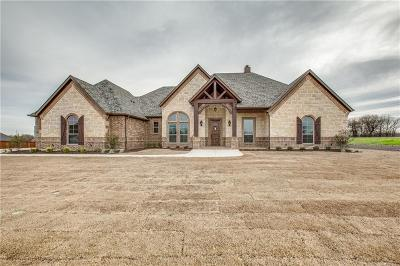 Waxahachie Single Family Home For Sale: 6810 Newly Way