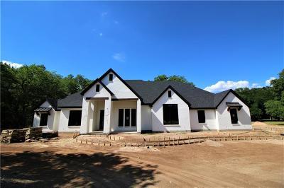 Gunter Single Family Home For Sale: 1455 Bledsoe Road