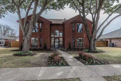 Plano Single Family Home For Sale: 3820 Dutton Drive