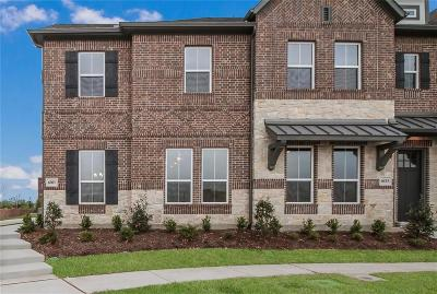 McKinney TX Townhouse For Sale: $337,441