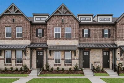 McKinney TX Townhouse For Sale: $325,692