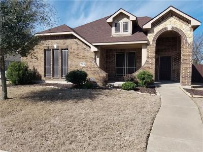Midlothian Single Family Home For Sale: 713 Willow Crest Drive