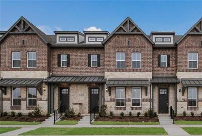 McKinney TX Townhouse For Sale: $328,346