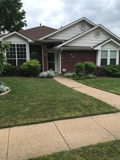 Frisco Single Family Home For Sale: 8015 Hickory Street