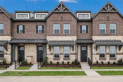 McKinney TX Townhouse For Sale: $326,438