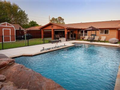 Coppell Single Family Home Active Option Contract: 813 Bullock Street