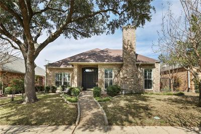 Richardson Single Family Home For Sale: 2221 Greenpark Drive