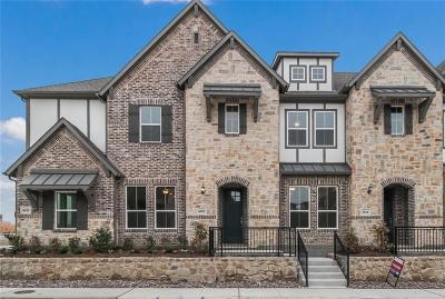 McKinney TX Townhouse For Sale: $318,773