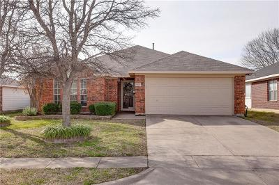 Denton Single Family Home For Sale: 7108 Sunburst Trail