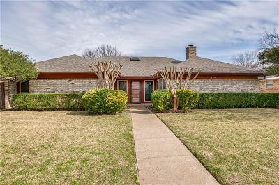Garland Single Family Home Active Option Contract: 306 Kingsbridge Drive