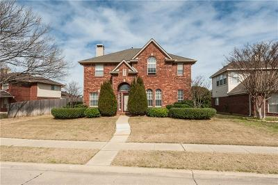 Lewisville Single Family Home For Sale: 801 Summit Run