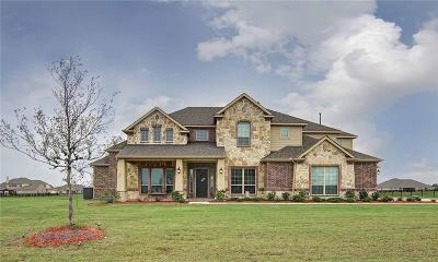 Celina Single Family Home For Sale: 2089 Lariat Trail