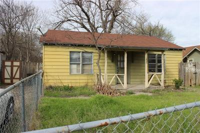 Fort Worth Single Family Home For Sale: 4316 Christine Street