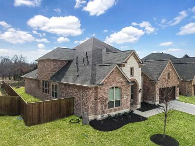 Flower Mound Single Family Home For Sale: 6605 Elderberry Way