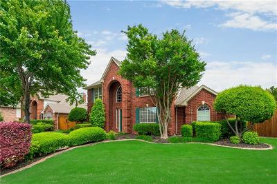 Plano Single Family Home For Sale: 7708 Myrtle Springs Drive