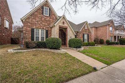 Denton County Single Family Home For Sale: 1801 E Branch Hollow Drive