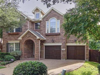 Fort Worth Single Family Home Active Option Contract: 2501 Old Trinity Way