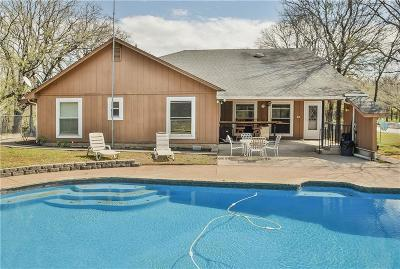 Granbury Single Family Home Active Contingent: 816 Dunaway Court