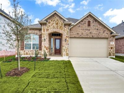 Little Elm Single Family Home For Sale: 1332 Lake Grove Drive