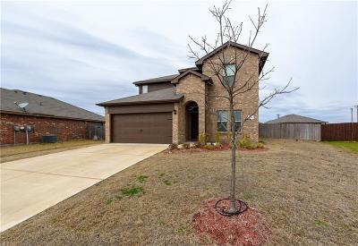 Ponder Single Family Home Active Contingent: 413 Keenland Way