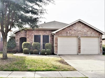 Fate Single Family Home Active Option Contract: 517 Hickory Lane